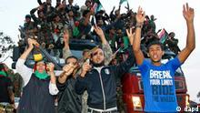Libyen nach dem Tode Gaddafis Flash-Galerie