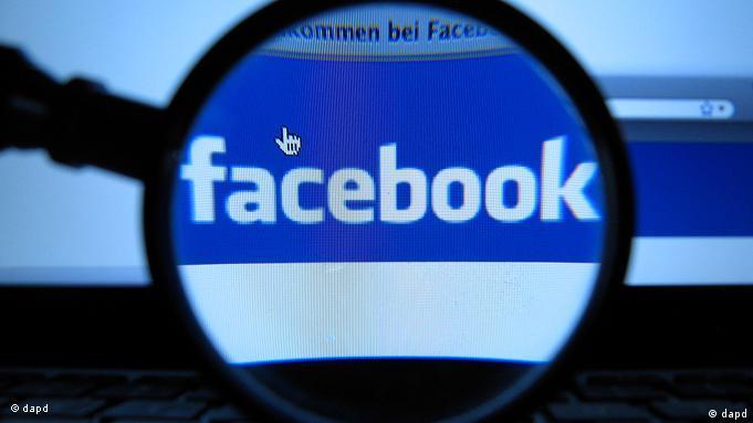 Facebook Datenschutz Internet Symbolbild Flash-Galerie
