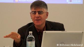 بهروز عبدالوند- مرکز تحقیقات حوزه خزر در برلین