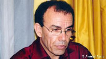 Marokko Berber Ahmed Assid