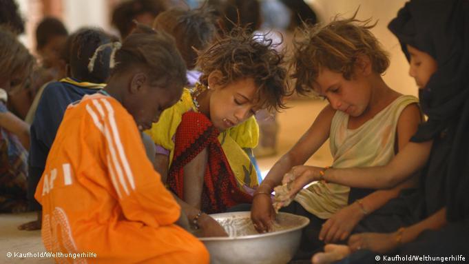 Tuareg children