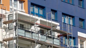 Siemens Gebäude
