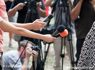 media interview © wellphoto #34433458