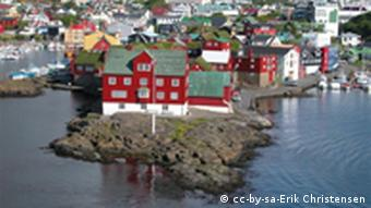 Faroe Islands buildings