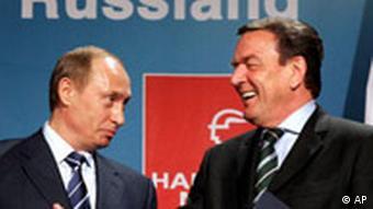Deutschland Russland Hannover Messe