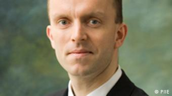 Economist Jacob Funk Kirkegaard Copyright: PWB