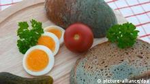 Symbolbild Schimmel Brot Hygiene