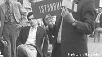 Dossierbild 50 Jahre deutsch-türkisches Anwerbeabkommen 3