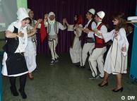 Pamje nga programi kulturoro- artistik i shoqatës studentore