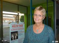 Birgit - vizitore gjermane e Javës kuturore