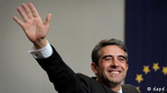Bulgarien Präsidentschaftswahlen Rosen Plevneliev
