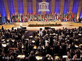 UNESCO-Generalversammlung in Paris (Foto: AP)