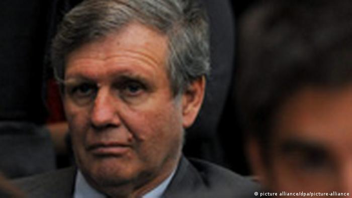 Alfredo Astiz Menschenrechte ESMA (picture alliance/dpa/picture-alliance)