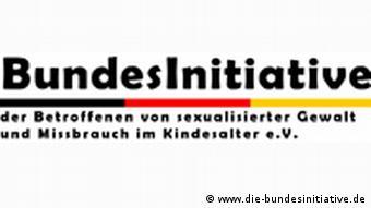 Logo der Bundesinitiative der Betroffenen von sexualisierter Gewalt und Missbrauch im Kindesalter; Copyright: Michael Ermisch