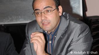 Abdallah El Ghali Politikwissenschaftler Marokko