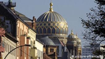 Синагога в Берлине