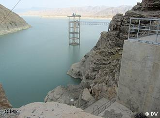 Hydropower plant in Helmand province 