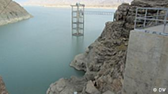 Hydropower plant in Helmand province Foto: DW/Ruhullah Elham