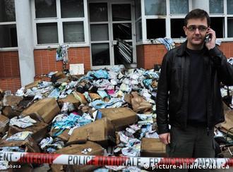 En 2011, las oficinas de la redacción habían sido destruidas en un atentado incendiario.