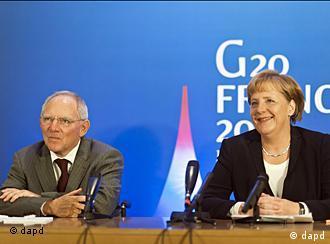Kancelarka Angela Merkel i njemački ministar vanjskih poslova Wolfgang Schäuble