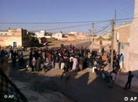 تظاهرات اعتراضی در یک روستای ادلیب، سرکوب به روستاها هم کشیده شده است