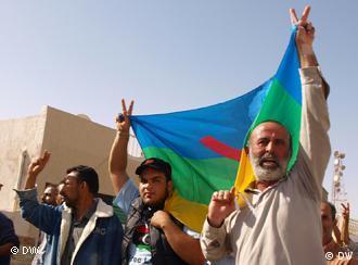 Berber protesters