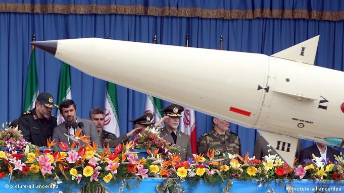 Flash-Galerie Iran Atombomben