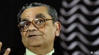 Jagdish Bhagwati, Columbia University, New York (Foto: AP)