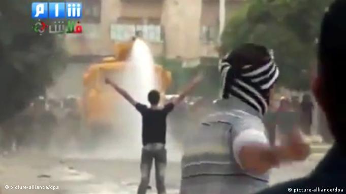 اعتراضات در سوریه همچنان ادامه دارد