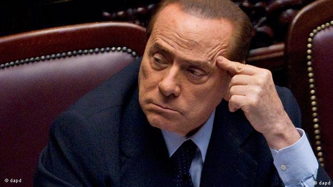 Silvio Berlusconi je pod pritiskom EU - ali i tržišta finansija