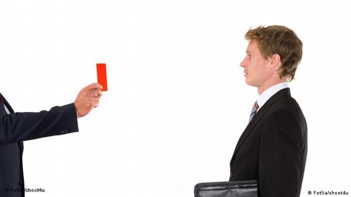 Уволить могут других, но не госчиновников