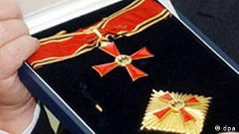 Grã-Cruz do Mérito com Estrela
