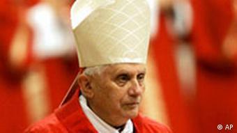 Kardinal Joseph Ratzinger