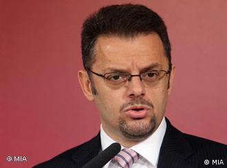 Вицепремиерот и министер за финансии, Зоран Ставрески