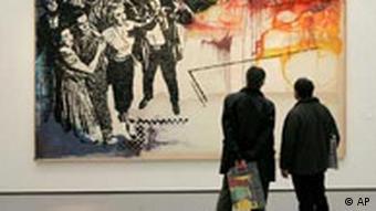 Sigmar Polke im Kunsthaus Zürich - Ausstellungstipps