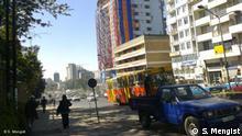 Thema: Der Blick aus meinem Fenster: Addis Abeba, Äthiopien Foto: Solomon Mengist Achtung: Das Foto darf nur für den Blick aus meinem Fenster verwendet werden. November 2011