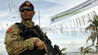 Gipfeltreffen der südasiatischen Staaten in den Malediven
