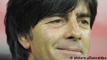 Fußball Joachim Löw Bundestrainer
