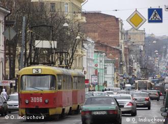 Громадський транспорт потребує інвестицій. На фото - Харків