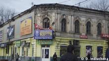 Stadt Charkiw Ukraine