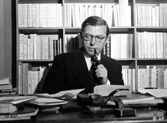 Жан-Пол Сартър, Интелектуалецът