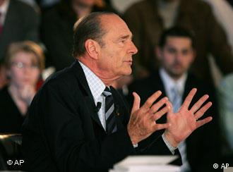 A rejection of the EU Constitution would be bad news for Chirac