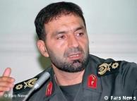 سردار حسن تهرانی مقدم، یکی از کشتهشدگان در انفجار مرکز موشکی