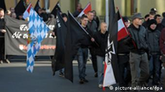 تظاهرات نئونازیها در آلمان