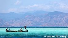 Flash-Galerie New7Wonders Naturwunder Komodo Insel Indonesien (picture-alliance/dpa)