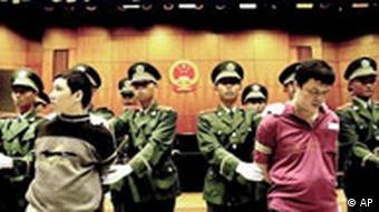 Todesstrafe in China