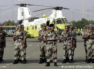 نیروهای عربستان سعودی در بحرین، بهار سال ۲۰۱۱ میلادی