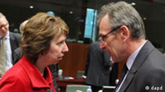رایزنی نمایندگان سیاست خارجی اتحادیه اروپا درباره گسترش تحریمها علیه سوریه
