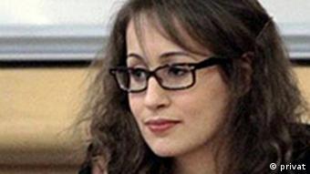 Amira Yahyaoui - tunesische Netzaktivistin und Menschenrechtlerin (Foto: privat)