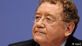 Deutschland Bundesrechnungshof Staatsverschuldung Dieter Engels
